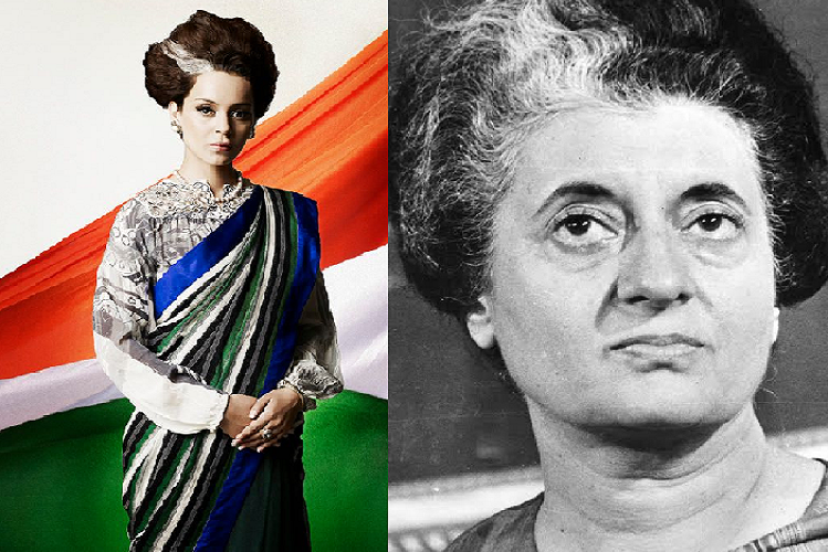 Question: Was Indira Gandhi's life limited to Emergency and Operation Bluestar …? Then why were these two issues raised in Kangana Ranaut's upcoming film?| entertainment News in Hindi