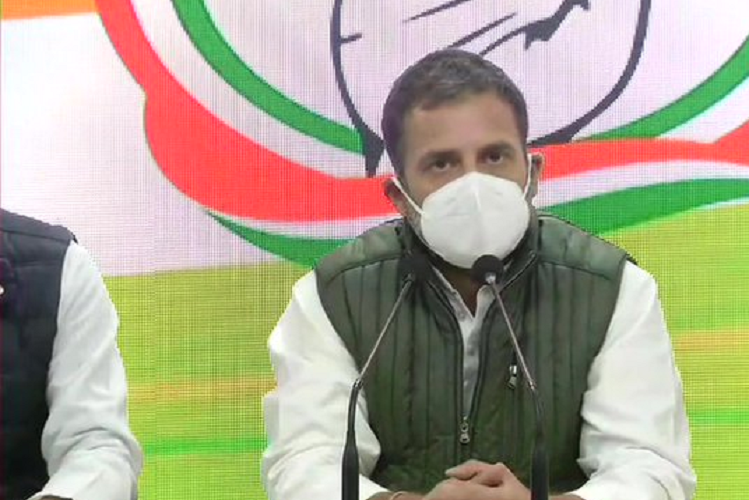 Congress: PM Modi will have to listen to the voice of the farmers, if they do not listen, this movement will intensify…! Rahul Gandhi also spoke on the incident of Red Fort| national News in Hindi