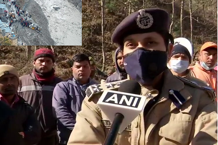 Chamoli Glacier Break Update: 35 people are still trapped in the tunnel, help of air force is being taken in rescue operation, can get success by afternoon, 14 bodies have also been recovered so far| national News in Hindi