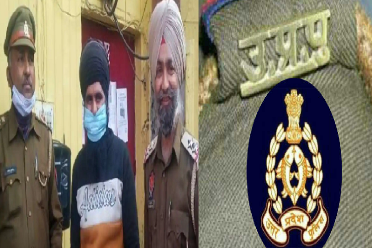 UP: UP police arrested two pro-Khalistan terrorists in collaboration with Punjab Police, many were involved in anti-national activities| national News in Hindi