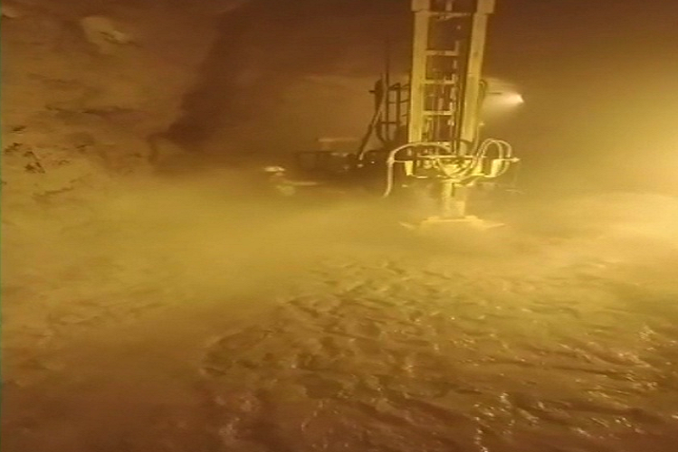 Uttrakhand Update: Rescue operation continues for the seventh day in the tunnel of NTPC hydro project at Tapovan in Chamoli district, missing bodies are feared trapped, new machines for drilling brought| national News in Hindi