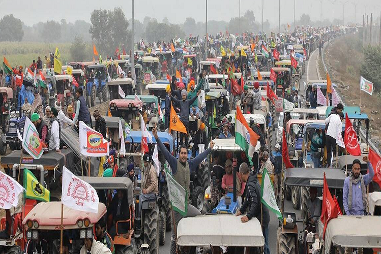 Farmers Protest: Joint Farmer's Front statement – 16 farmers involved in tractor march on January 26 missing; farmers implicated in fake case| national News in Hindi | Farmers Protest : संयुक्त किसान मोर्चा का बयान