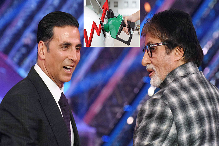 National Issue and celebraty: Congress president targets two Bollywood actors, says- Where is the artist who is crying for rising prices in the UPA government …? Silence threatened to stop shooting| entertainment News in Hindi