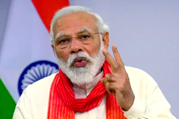 PMO India: PM Modi to visit West Bengal and Assam on Monday, will chalk out electoral strategy with the launch and foundation of several schemes| national News in Hindi