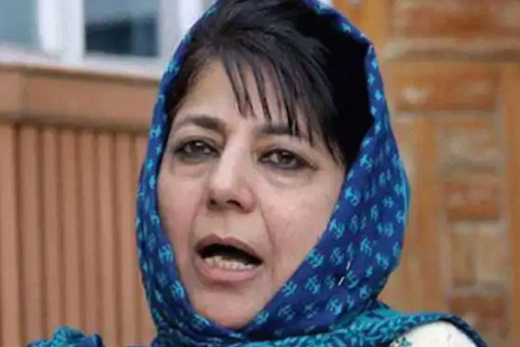 JandK: Mehbooba Mufti, re-elected PDP president for the seventh time, re-elected party chief for 3 years, holding the post for 17 years| national News in Hindi