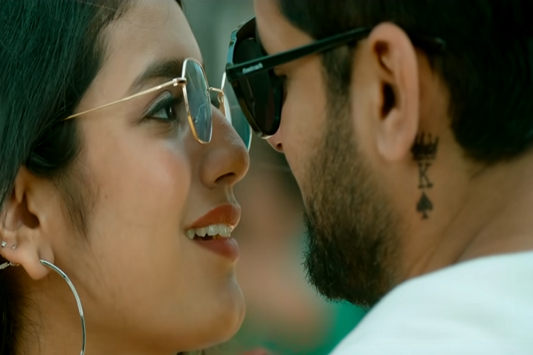 Social Media Sensation Priya Prakash Varrier new telugu song release, this time her song on YouTube created a boom| entertainment News in Hindi