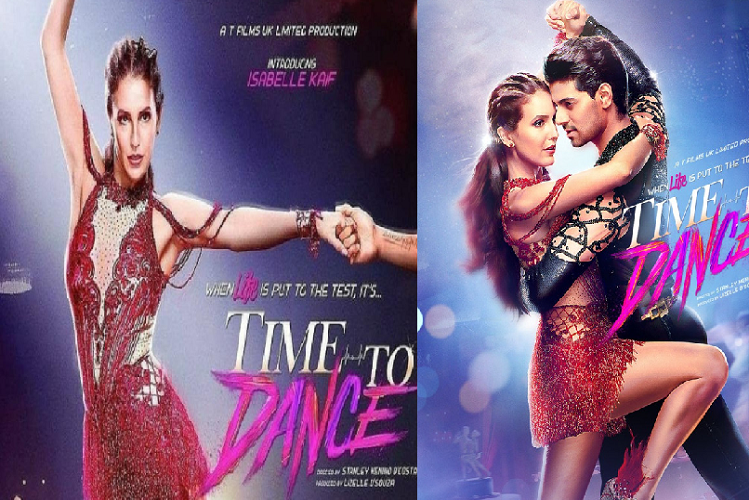 Katrina Kaif's sister Ijabel's debut film Time to Dance trailer release, will be seen with Sooraj Pancholi, the film will be released on March 12| entertainment News in Hindi