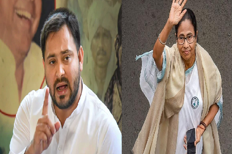 WB Assembly Election 2021: 'Lalu Ke Lal' will support 'Didi' in West Bengal Vis elections, says – The party will accept as many seats as Mamata Banerjee …!| national News in Hindi | WB Assembly Election 2021 :पश्चिम बंगाल विस चुनावों में 'दीदी' का साथ देंगे 'लालू के लाल', बोले