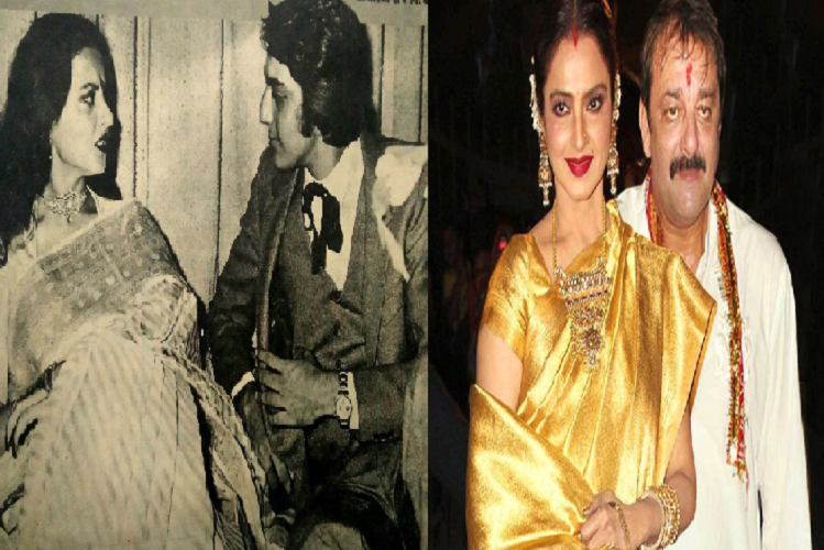 Sanjay Dutt, who was badly caught in the clutches of drugs in 1984, Evergreen actress Rekha wanted to get him out of the difficult times, when suddenly the news of their marriage was blown up ..! Read this story of Bollywood| entertainment News in Hindi