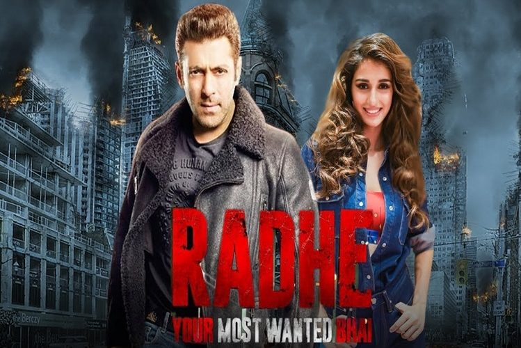 Rights of Salman's film Radhe sold for so many crores of rupees| entertainment News in Hindi