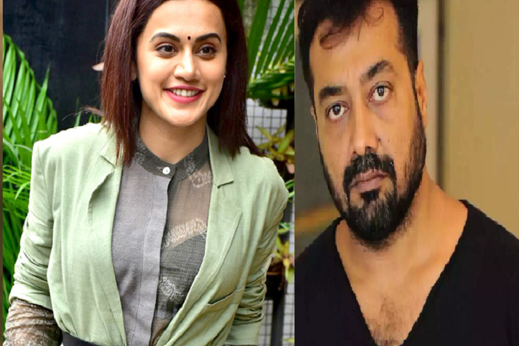Maharashtra: Income tax department tightens up on filmmaker Anurag Kashyap and actress Taapsee Pannu in tax evasion case, Maharashtra minister said – attempts to suppress the voice of those who speak against Modi| national News in Hindi | Maharashtra : टैक्स चोरी मामले में फिल्ममेकर अनुराग कश्यप और एक्ट्रेस तापसी पन्नू पर इनकम टैक्स डिपार्टमेंट ने कसा शिकंजा, महाराष्ट्र के मंत्री बोले