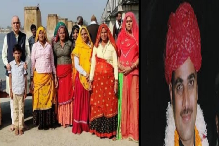 Sawai Madhopur: This senior IAS officer of Rajasthan broke the social tradition that has been going on for years, his exemplary initiative towards social reform is being appreciated, Read what he did ..?| national News in Hindi