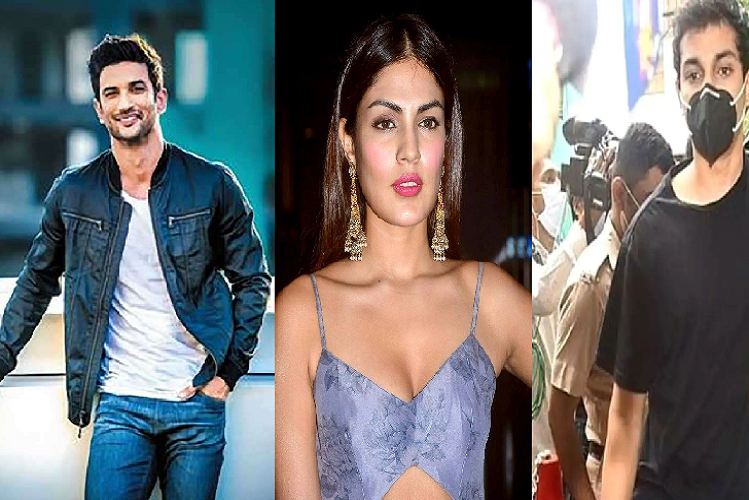 SSR Case: Sushant Singh Rajput and his brother Shouvik used to get intoxicated by ordering drugs from their own money, Riya Chakraborty, disclosed in NCB's charge sheet| entertainment News in Hindi