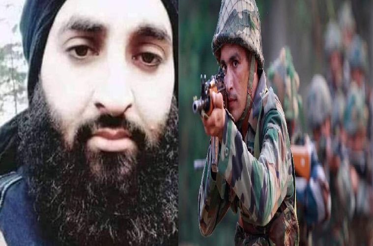 JandK: Succeeding security forces, Jash's top commander Sajjad Afghani, who has been spreading terror in the Kashmir Valley for 14 years, collapsed in the encounter,| national News in Hindi