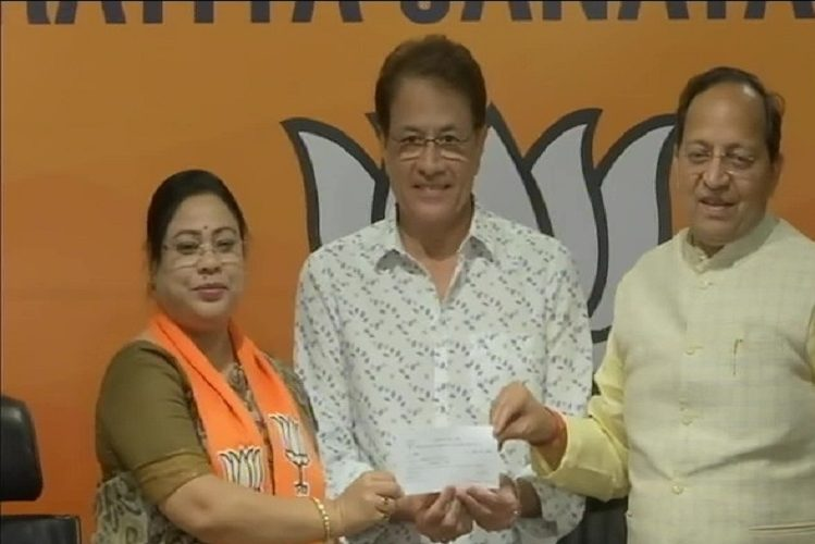 Actor Arun Govil Joins BJP in Delhi| national News in Hindi
