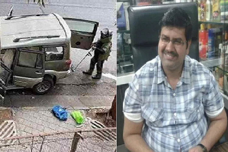 Antilia case: Maharashtra ATS resolves Mansukh Hiren murder case, arrests two people; Appears in Thane court at 3 pm today| national News in Hindi