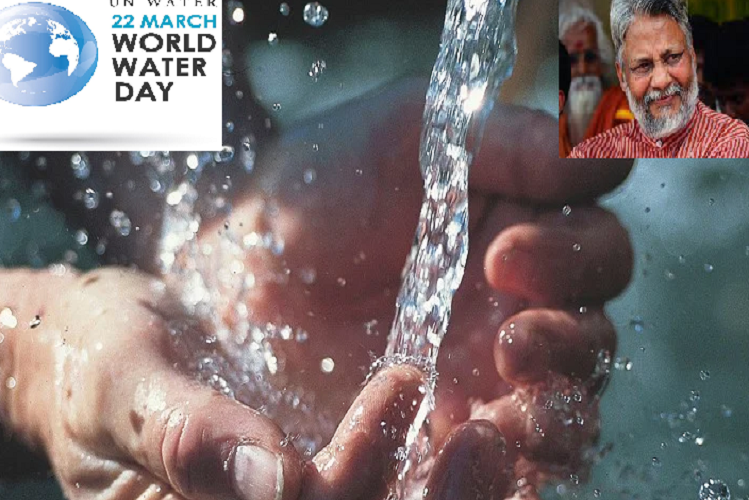 World Water Day: 'Water is our tomorrow' … Understand the price of water, this person did something like this in the midst of the struggle for water in Rajasthan, became 'Waterman of India'| national News in Hindi