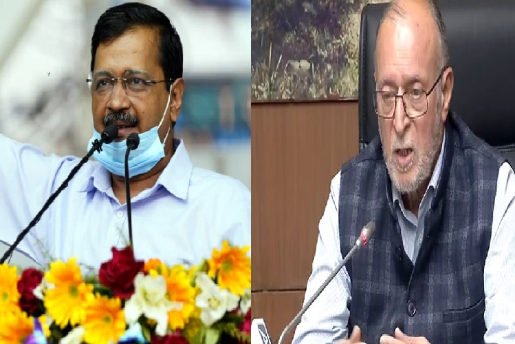 In Delhi, the bill giving more power to the Lieutenant Governor was passed by the Lok Sabha, Kejriwal tweeted, snatching the power from the winner and giving it to the losers!| national News in Hindi