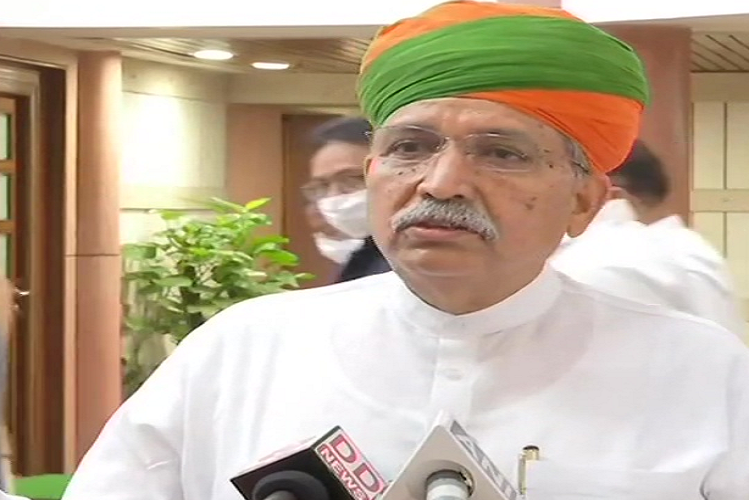 Statement by MP Meghwal from Bikaner, Rajasthan – India's strength increased even in the Corona period, 135 crore people showed strength, no one allowed them to sleep| national News in Hindi | राजस्थान के बीकानेर से सांसद मेघवाल का बयान