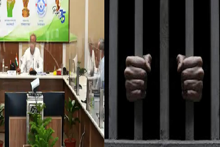 Noble initiative: Ashok Gehlot government going to give relief to prisoners on Rajasthan foundation day on March 30, 1200 prisoners will be released | national News in Hindi