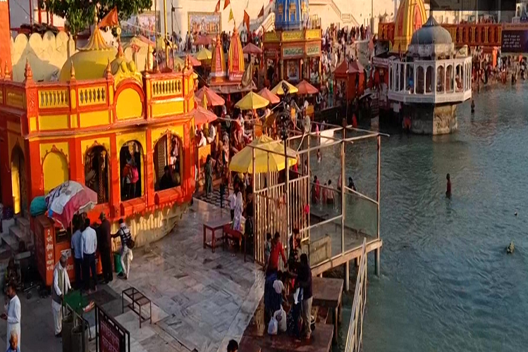 Mahakumbh 2021: Inauguration of Mahakumbh-2021 in Haridwar, 72-hour RT-PCR negative report to be shown for 'holy dip', special look at devotees of these 12 states? | national News in Hindi