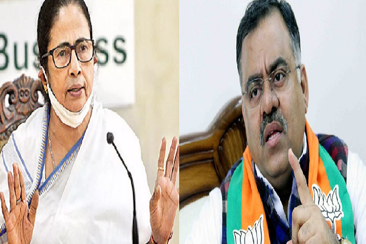 Assembly Election: Politics heated up on TMC's tweet challenging Modi in Benaras, Tarun Chugh said – After May 2, Mamata Banerjee will go to the US to contest elections too ..! | national News in Hindi | Assembly Election : TMC के बनारस में मोदी को चुनौती देने वाले ट्वीट पर सियासत गर्मायी, तरुण चुग बोले