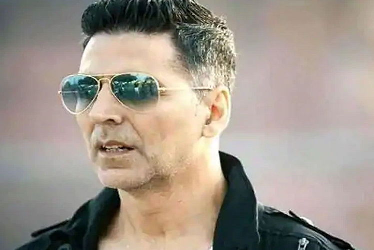 Covid-19 Effect: Bollywood actor akshay kumar corona positive..! You should also stay away from this global epidemic, put on masks, keep social distancing. | national News in Hindi