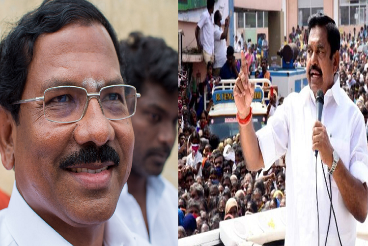 TN Election 2021: Voting for all 234 seats in Tamil Nadu yesterday, the difficulties of the ruling party increased before voting, did the Education Minister do something like this? | national News in Hindi