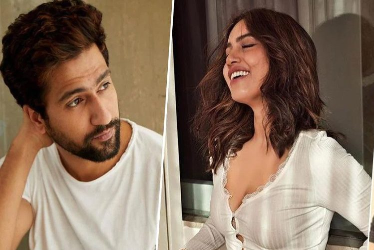 Bollywood actress Bhumi Pednekar and actor Vicky Kaushal also get corona infected| entertainment News in Hindi