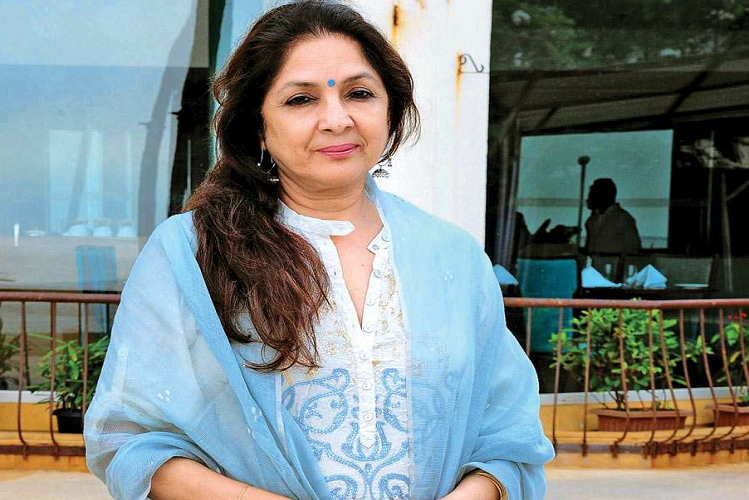 Known for bold decisions, 61-year-old actress Neena Gupta will be seen in 'Goodbye', the mother of 78-year-old Amitabh Bachchan ..!| entertainment News in Hindi