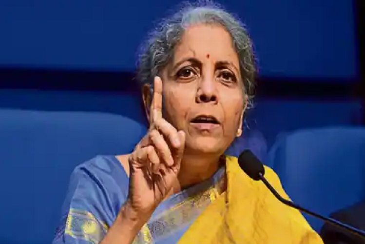 Corona Havoc In India: In a single day the number of corona infected reached close to two lakhs, yet the Modi government will not impose lockdown, know what Finance Minister Nirmala Sitharaman said on this? | national News in Hindi