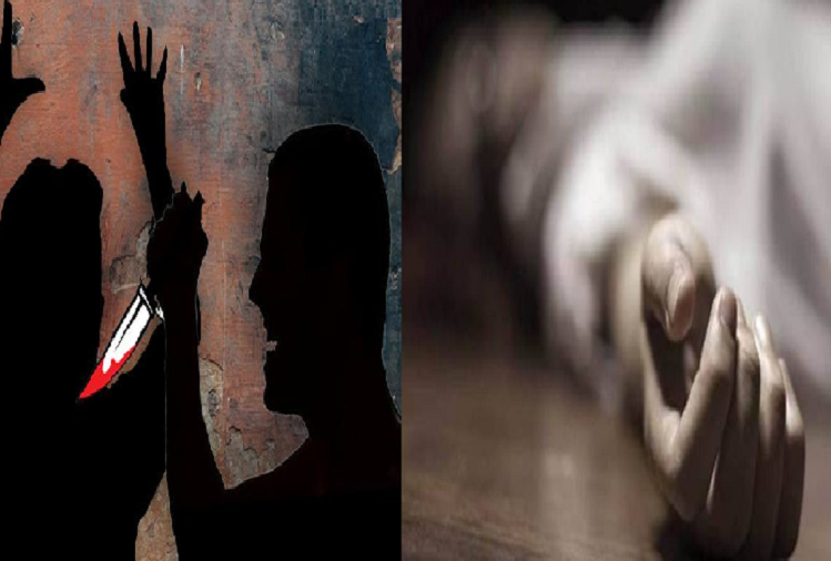 Bihar: When the wife got infected with the corona virus, the station master husband lost his temper, killed the first wife by strangulation, and then hanged himself on the noose ..!