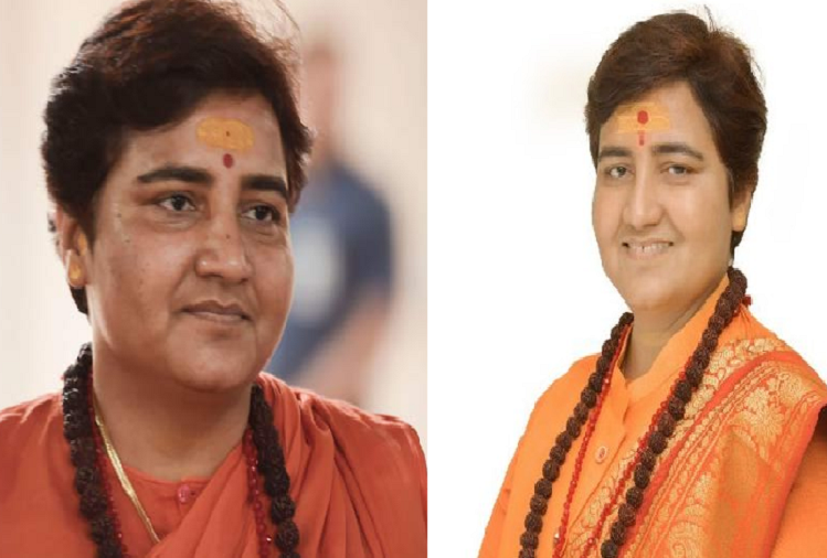 Bhopal: MP Sadhvi Pragya, who came into the limelight with the statement of cow urine, said - I drink desi cow urine everyday so I have not been caught by the Corona virus till now, drink you too