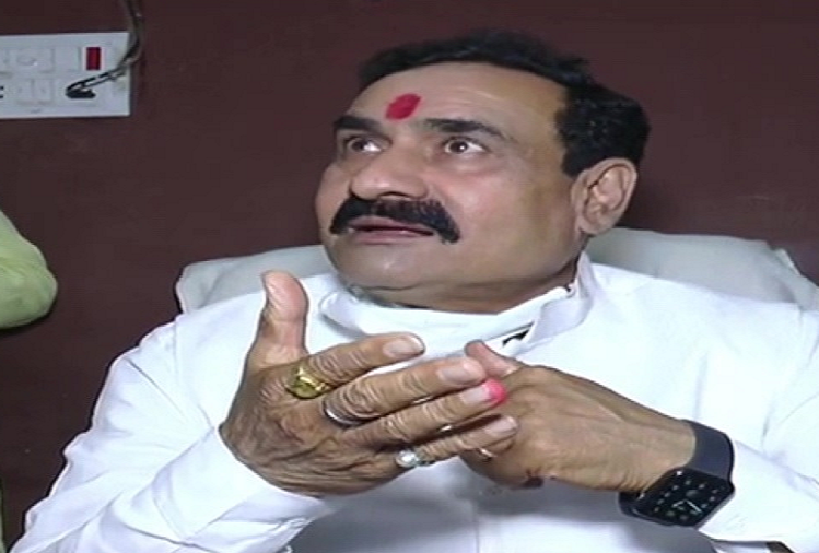 Madhya Pradesh: Has more than 1 lakh people died in Madhya Pradesh since COVID-19? State Home Minister Narottam Mishra gave this answer on Kamal Nath
