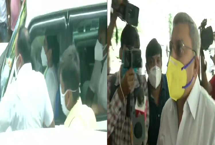 West Bangal: Violence after the first election then victory and now CBI investigation ..! Mamata Banerjee arrives at CBI office in Bengal; CBI raids four TMC leaders
