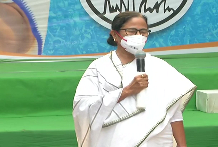 West Bangal: BJP and central forces tortured us a lot but now we have to fight covid-19, keep the peace says mamta banerjee, cm of west bangal
