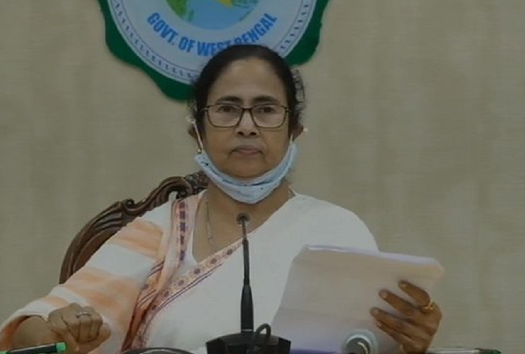 West Bengal: Chief Minister Mamata Banerjee extended the lockdown deadline in Bengal, now the lockdown will remain till 15th june , read here