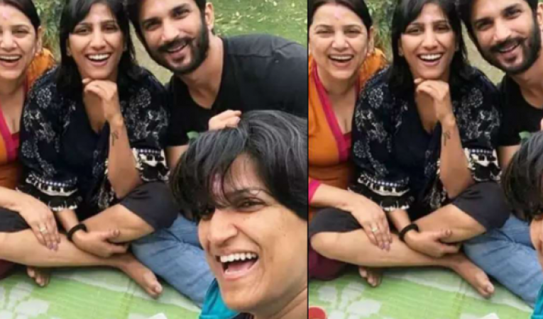 Sushant Singh Rajput sister alleges: People are now taking advantage using his name| entertainment News in Hindi