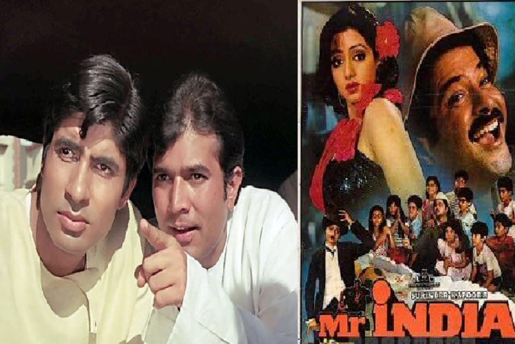 Mr. In India, Anil Kapoor's character was first offered to Big-B and Rajesh Khanna, Kaka left the film because of Amitabh| entertainment News in Hindi