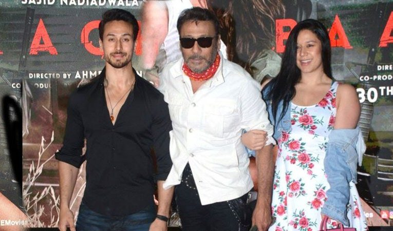 Jackie Shroff's daughter Krishna to be seen in music video soon, see beutiful pics| entertainment News in Hindi