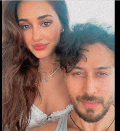 Not Disha Patani but this famous Bollywood actress is Tiger Shroff's favourite| entertainment News in Hindi