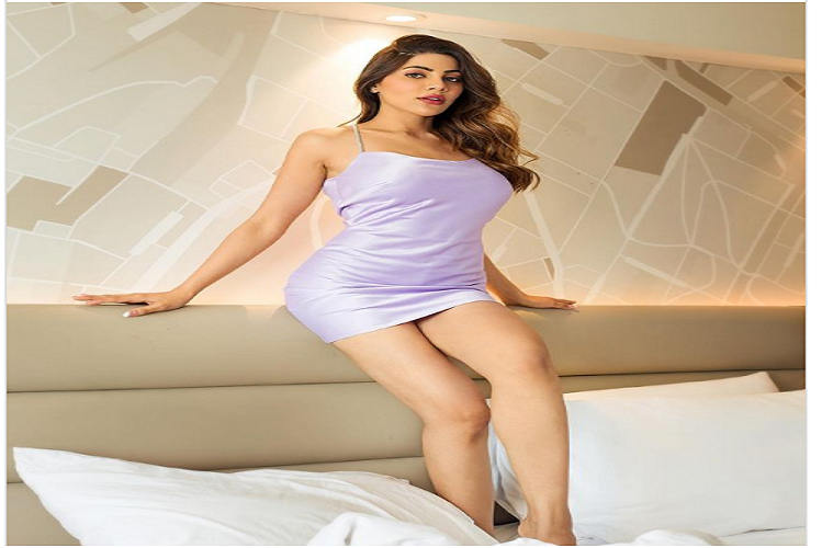 Bigg Boss-14's contestant Nikki Tamboli in discussion for looks and style, photos on Instagram are making fans uncontrollable| entertainment News in Hindi