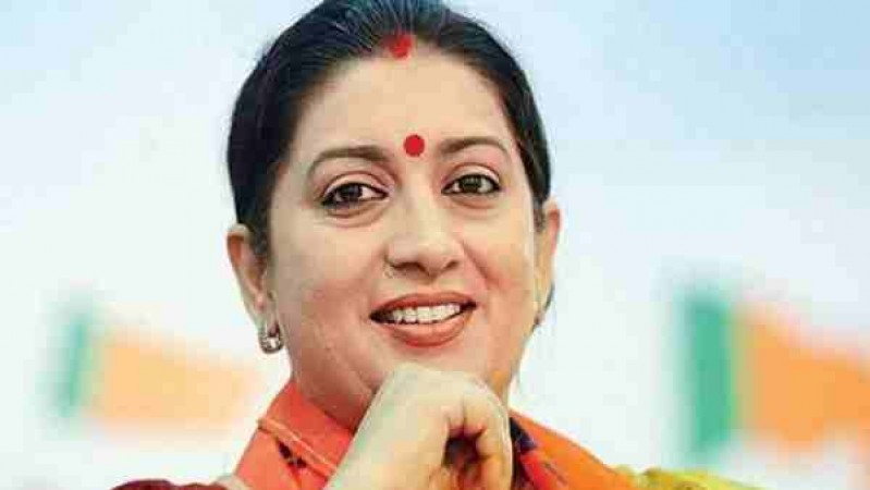 Smriti Irani's troubles increased in shooter Vartika Singh case, HC issues notice