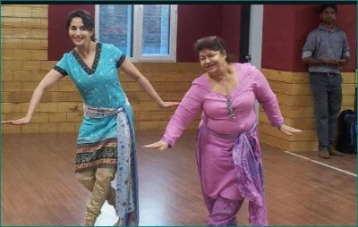 Saroj Khan makes big actresses dancers, gets married at the age of 13| entertainment News in Hindi