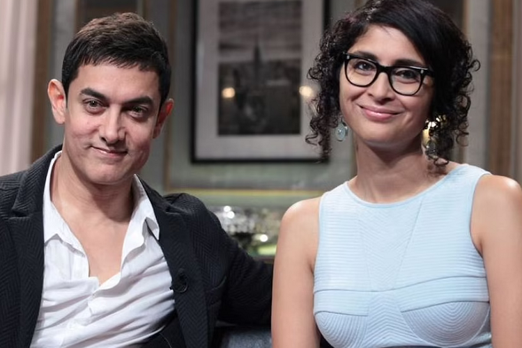 Aamir Khan-Kiran Rao Divorce: Aamir Khan and Kiran Rao separated after 15 years of marriage, got married in 2005 after divorcing Reena Dutt| entertainment News in Hindi