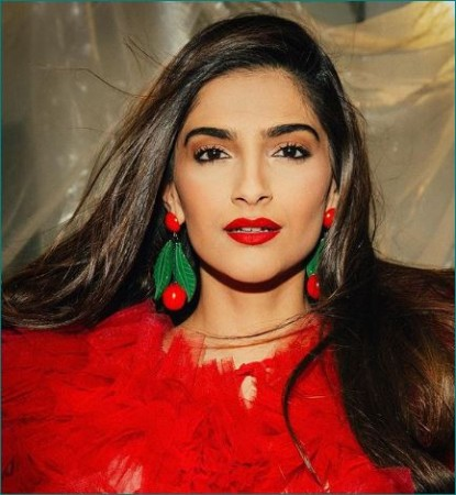 Hows life Sonam Kapoor is living in London, revealed herself  entertainment News in Hindi