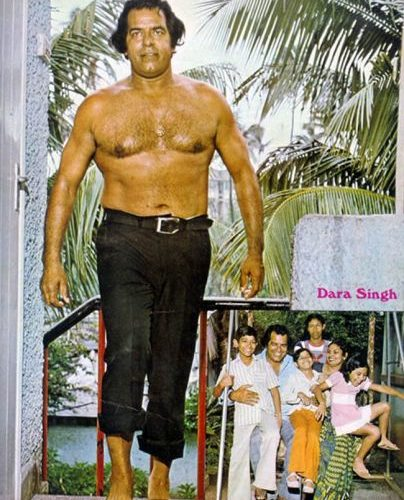 A wrestler who made his name in world by acting and not wrestling  entertainment News in Hindi