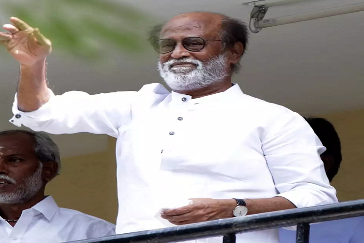 Tamilnadu: Superstar Rajinikanth of Tamil and Hindi films made a big announcement, will never enter politics again, also destroyed the party  entertainment News in Hindi
