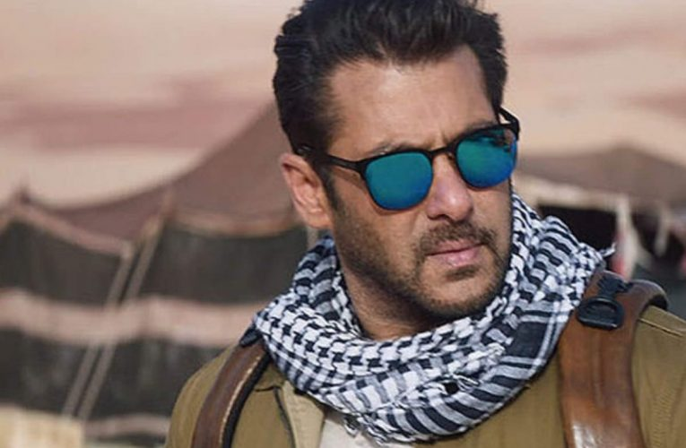 Salman Khan working hard for 'Tiger 3,' fans cheer up watching video  entertainment News in Hindi
