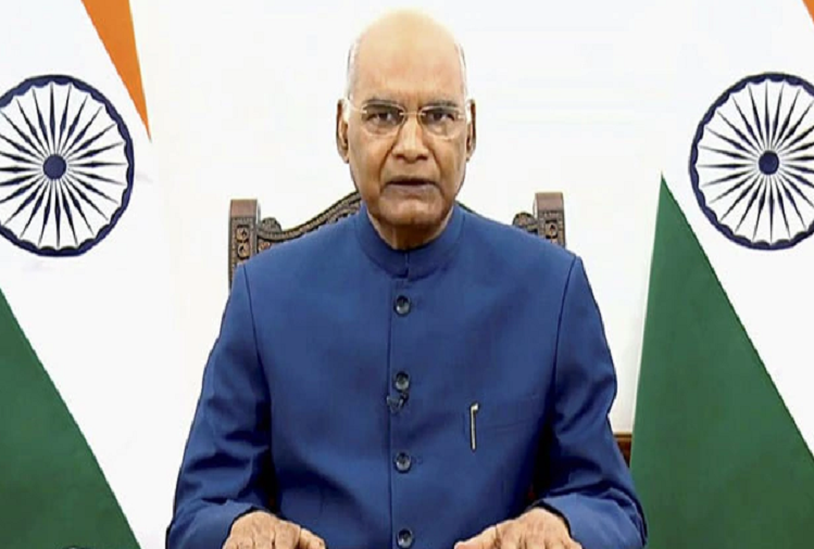 President Ram Nath Kovind will be on a four-day visit to Jammu and Kashmir and Ladakh from July 25 to 28, will pay tribute to the martyrs on the 22nd anniversary of Kargil Vijay Diwas on July 26